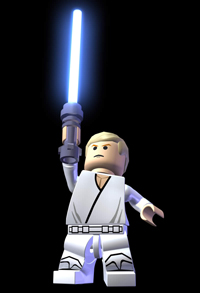 Lego Luke