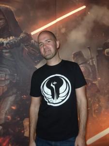 Daniel Erickson, Lead Writier