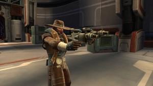 Gunslinger Bad-assery