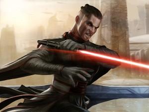 Dark Jedi Namman Cha