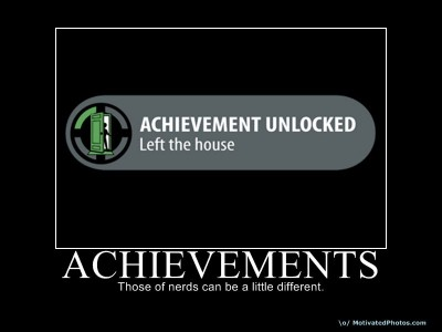 Achievement Unlocked: Achievements | Ask A Jedi