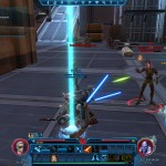 This Jedi wants to know: if he attacked me, I won't get dark-sided for returning fire. Right?