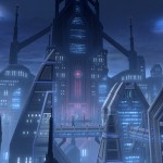This is the Citadel, home of the Emperor and his Dark Council